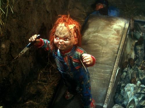 Bride of Chucky wallpaper entitled Chucky