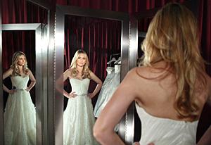 Bridget wedding dress
