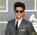 Bruno Mars - Grammys 2012 Red Carpet - bruno-mars photo