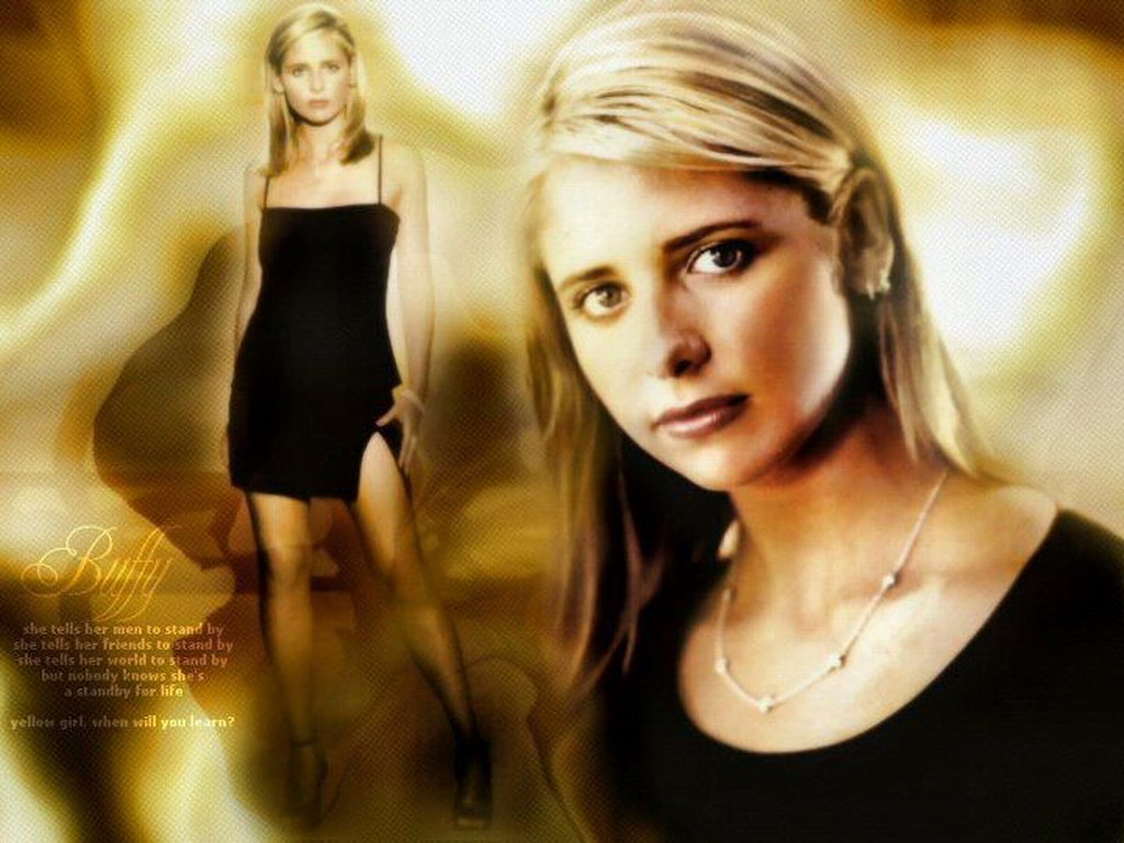 Buffy Summers Images Buffy Hd Wallpaper And Background Photos 29064392