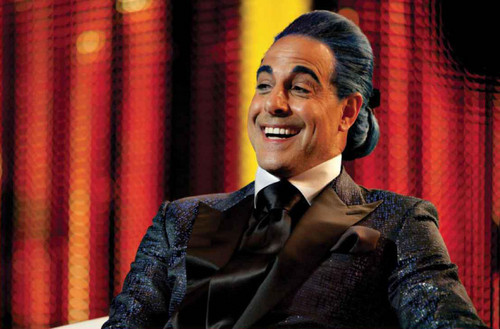 Caesar Flickerman - the-hunger-games-movie Photo
