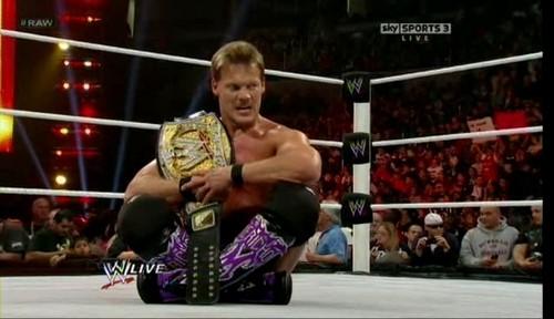 WWE wallpaper called Chris Jericho - Raw 6/2/2012