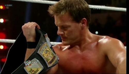 WWE wallpaper entitled Chris Jericho - Raw 6/2/2012