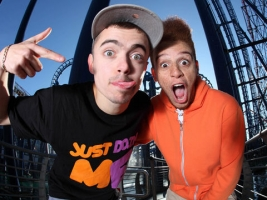 Chris and Wes :D