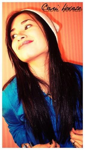 """Christina Lovato - """"Flirty Friday"""" photoshoot!"""