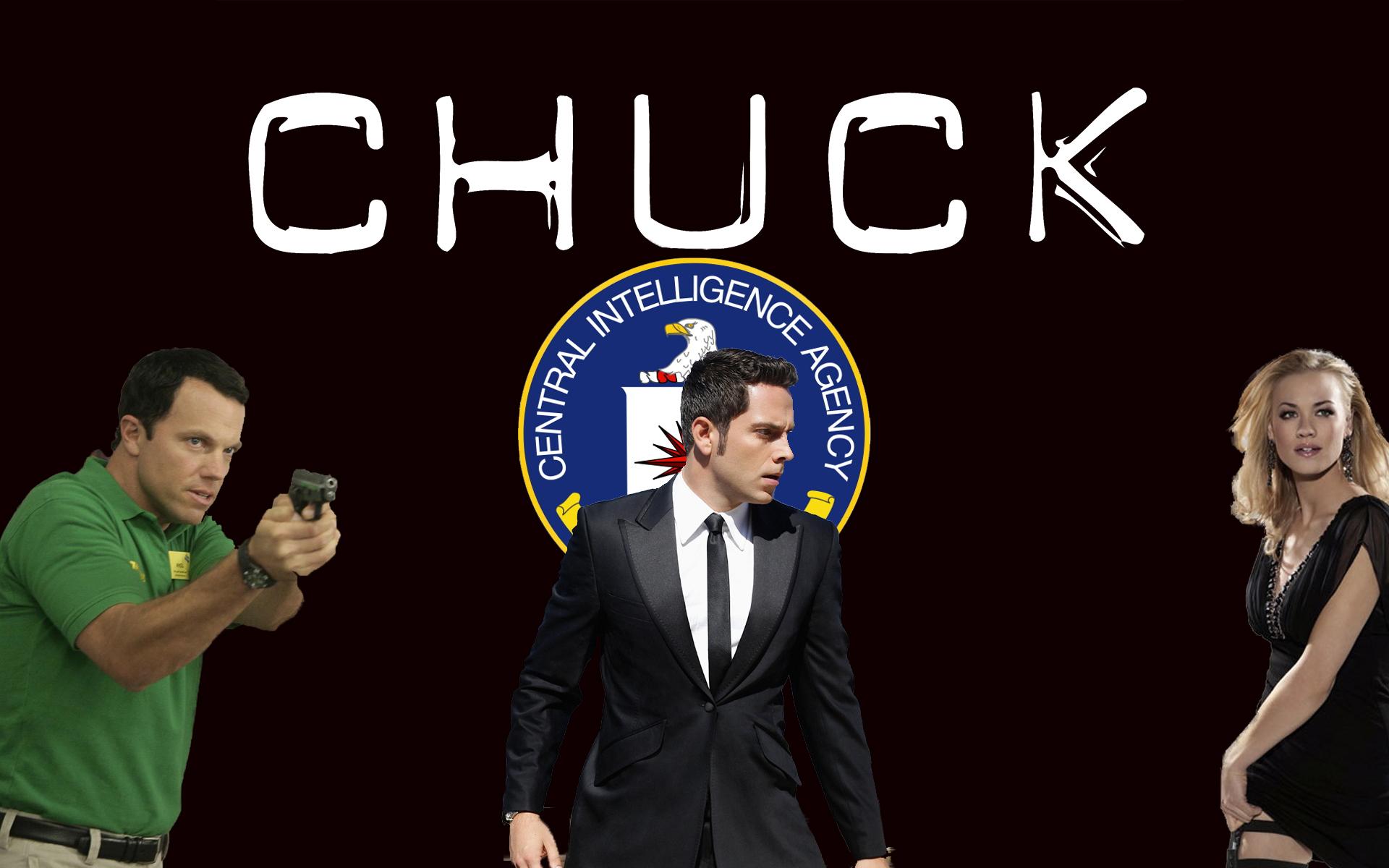 Chuck Chuck Sarah Case...