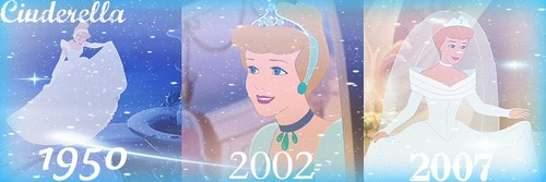 Cendrillon Though the Years