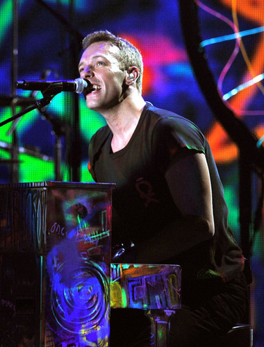 Coldplay performing @ the 54th Annual GRAMMY Awards - ipakita