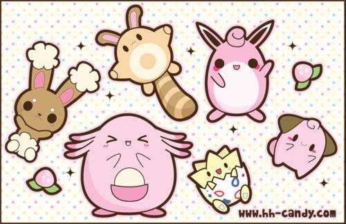 Cute pokemon