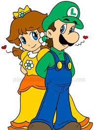 daisy and Luigi