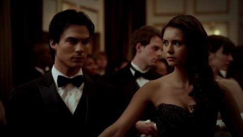 Damon & Elena wallpaper entitled Dangerous Liaisons