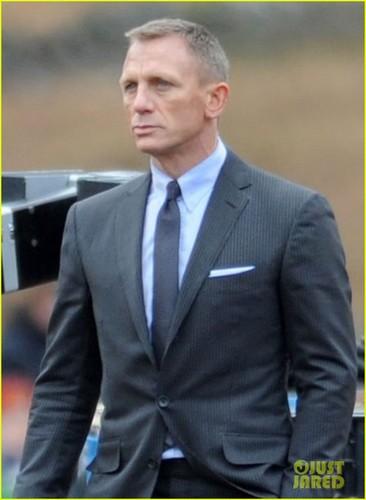 Daniel Craig: 'Skyfall' Set in Scotland!
