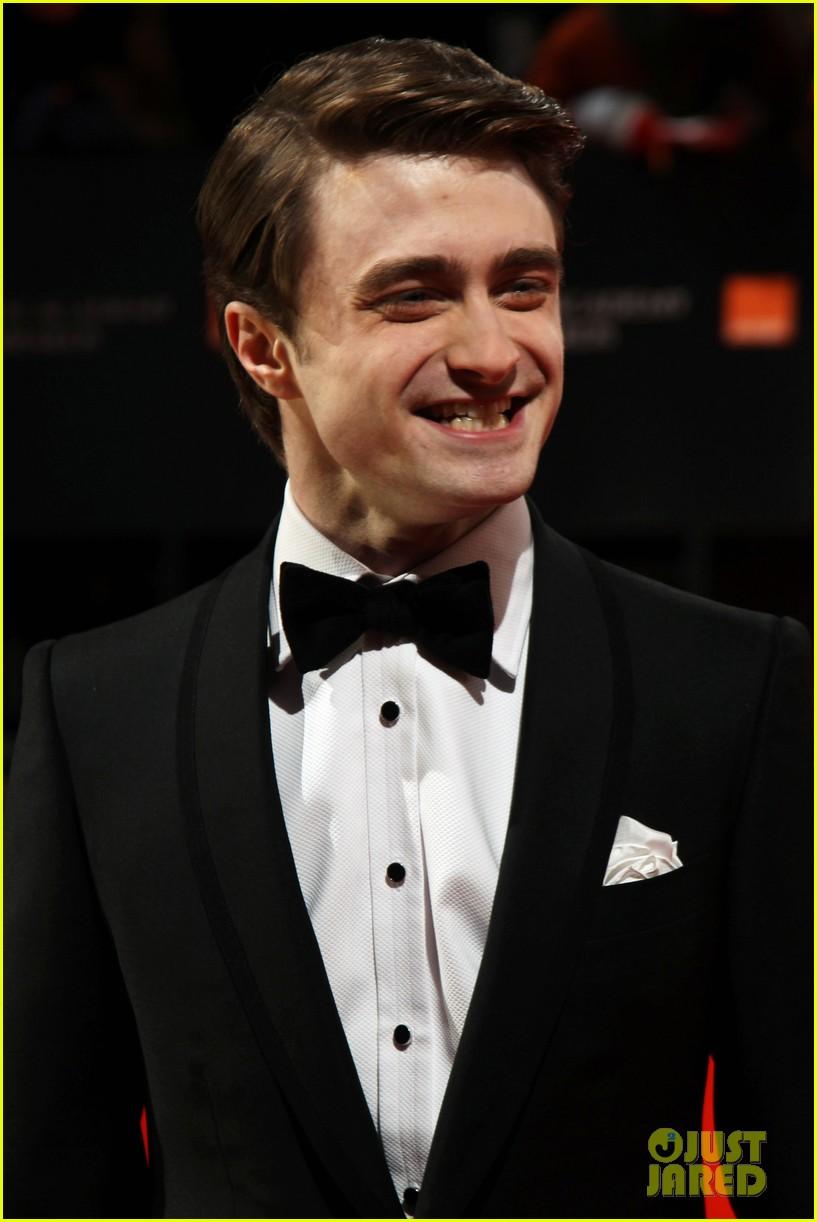 Daniel Radcliffe - BAFTAs 2012 Red Carpet