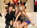 Debby Ryan, Zendaya Coleman & Bella Thorne