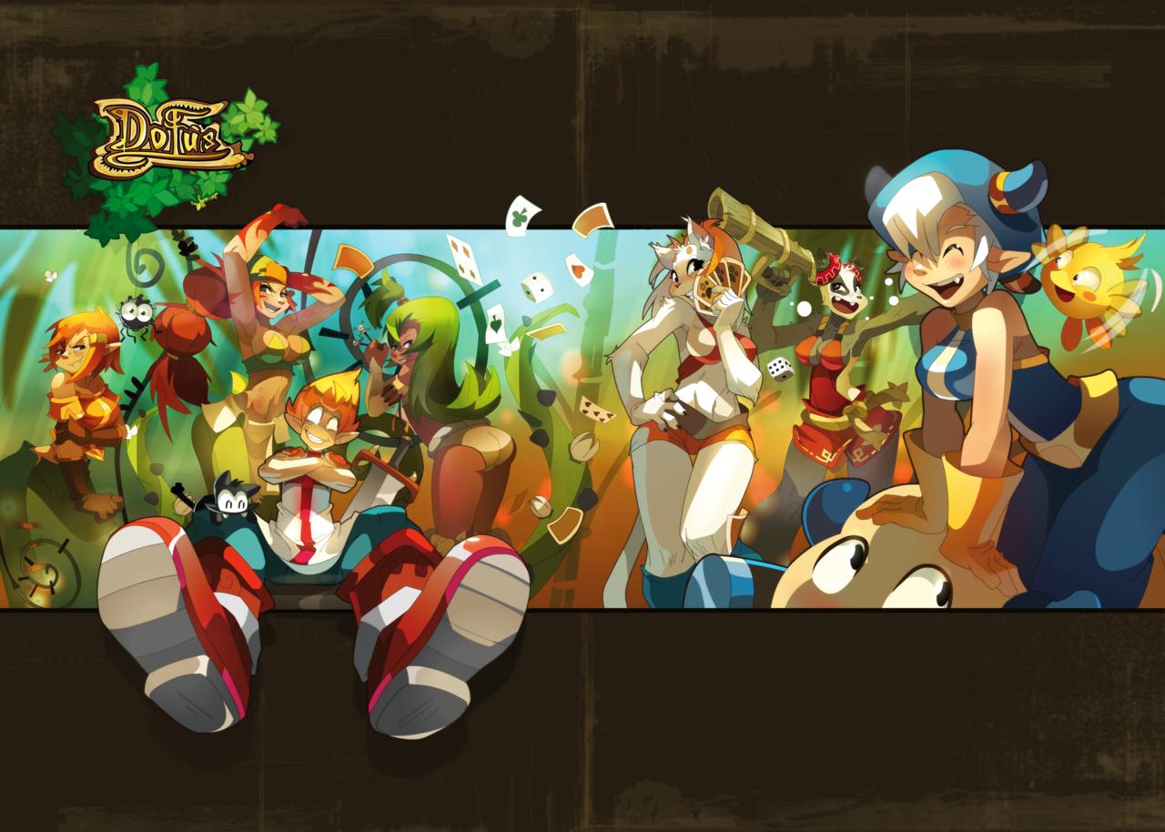 Fandownloadimage: Dofus (MMORPG) Image (29027796)