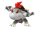 Dry Bowser Jr - nintendo-villains photo