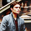 Ed Westwick photo probably with a business suit, a well dressed person, and a street titled Edღ