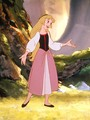 Walt disney Production Cels - Princess Eilonwy