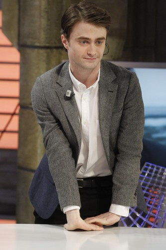 El Hormiguero, Madrid - February 13, 2012 - HQ