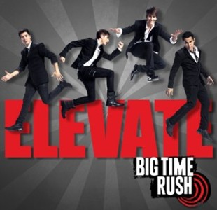 Elevate (2011) CD Cover