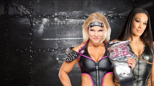 Elimination Chamber:Beth Phoenix vs Tamina