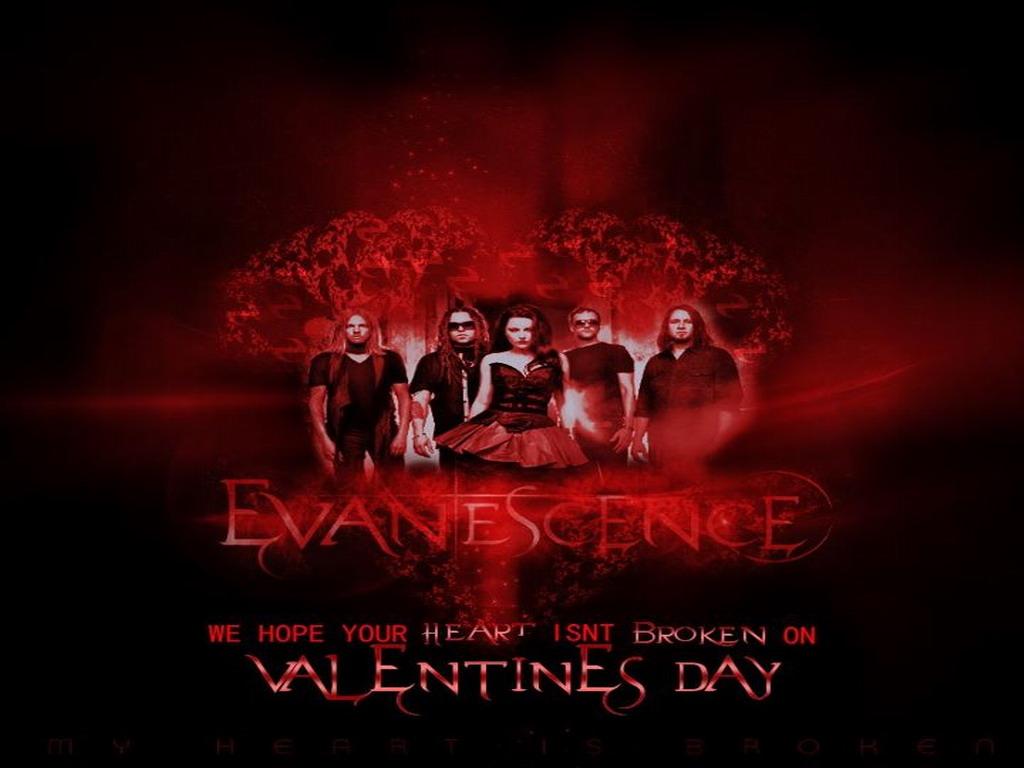 evanescence hearts wallpaper - photo #9