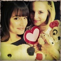 Faberry won the best couple on E! - lea-michele-and-dianna-agron photo