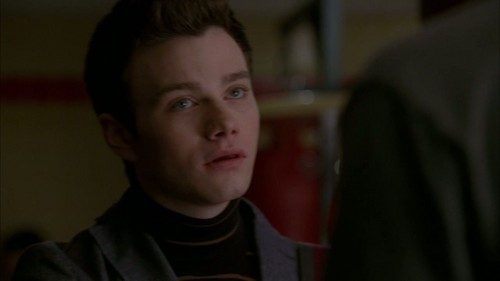 "Finn & Kurt in ""The Spanish Teacher"" - cory-monteith-and-chris-colfer Screencap"