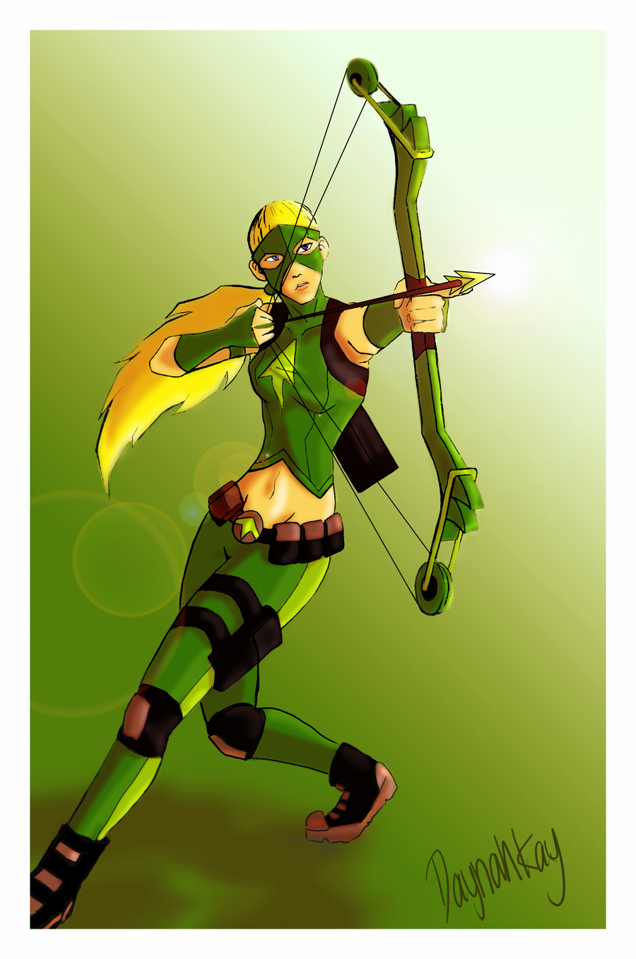 For Artemis YJ - Young Justice Photo (29047184) - Fanpop