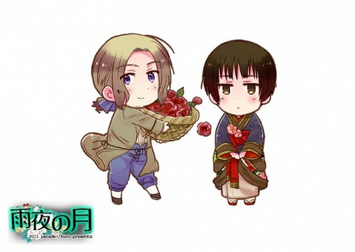 Hetalia France wallpaper possibly with anime called France