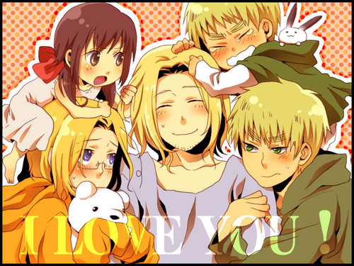 France - hetalia-france Fan Art
