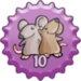 Friendly 10 Cap - fanpop-caps icon