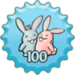 Friendly 100 Cap - fanpop icon