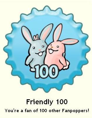 Friendly 100 berretto, tappo
