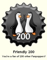 Friendly 200 Cap - fanpop-caps photo