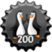 Friendly 200 Cap - fanpop-caps icon