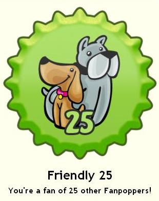 Friendly 25 Cap