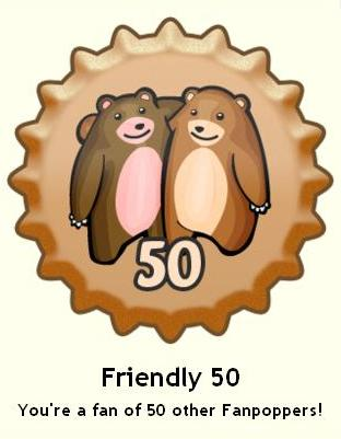 Friendly 50 Cap