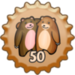 Friendly 50 berretto, tappo