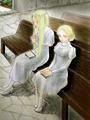 Galatea and Tabitha