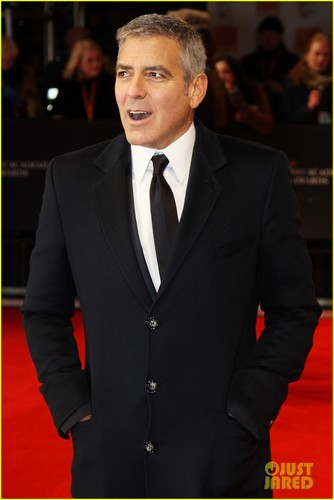 George Clooney images George Clooney - BAFTAs 2012 Red Carpet HD wallpaper and background photos