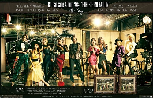 "Girls' Generation  ""The Boys"" Japanese Repackaged album - girls-generation-snsd Photo"