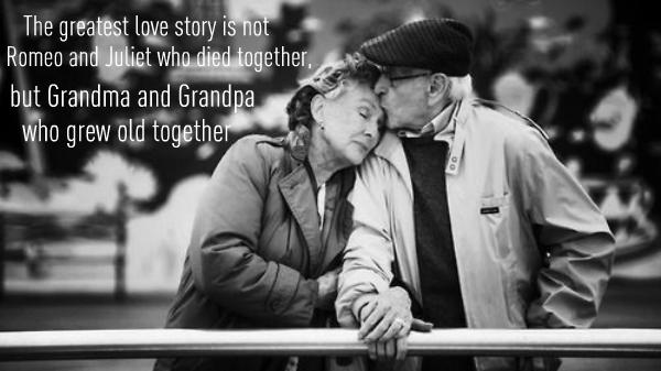 Grandma & Grandpa > Romeo & Juliet
