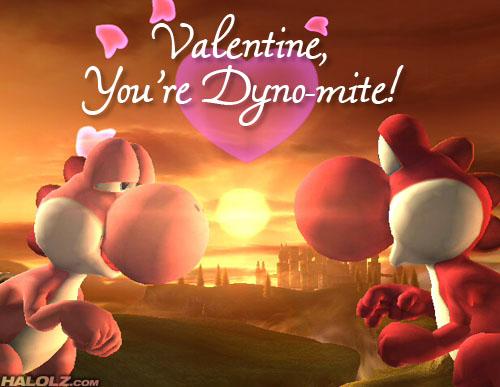 Happy Valentine's Day, Yoshi অনুরাগী ღ