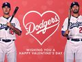 Happy Valentines Day! - los-angeles-dodgers photo
