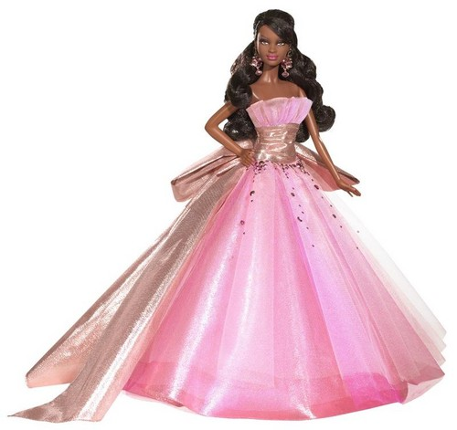 Holiday Barbie 2009