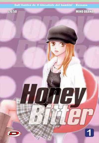 Honey pahit 01