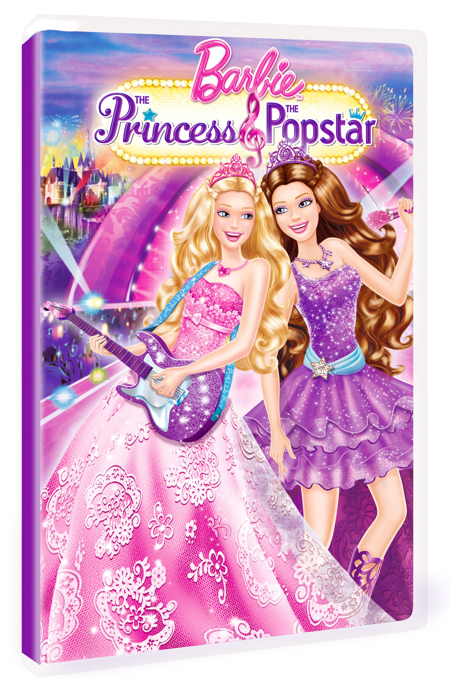 Huge DVD cover of PaP!!!!! - barbie-movies photo