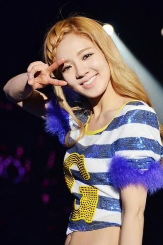 Hyoyeon @ Girls' Generation's Asia Tour in Bangkok