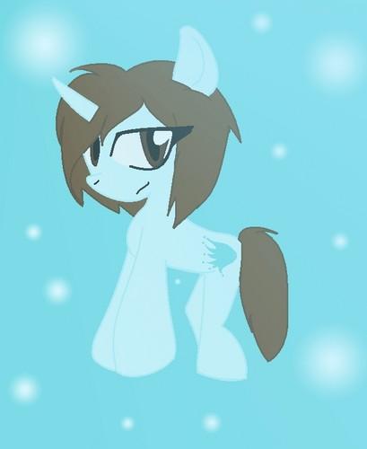 I'm a pony! :D